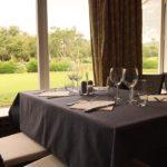 Club House Golf de Beauvallon restaurant Grimaud Golfe de Saint Tropez salle intérieure