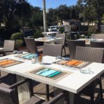 Restaurant Club House Golf de Beauvallon Golf de Beauvallon terrasse