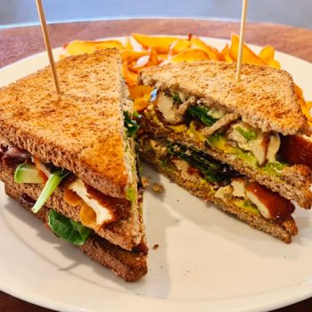 Restaurant Club House Golf de Beauvallon carte été summer 2020 club sandwich
