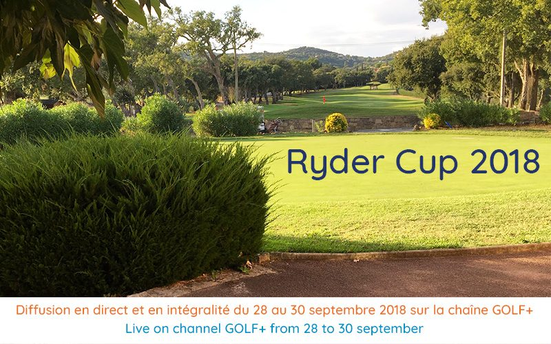 Restaurant Club House Golf de Beauvallon Ryder Cup 2018